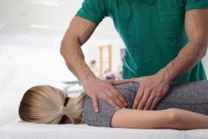 Лечение грыжи врачом-остеопатом